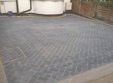 Paving Terraces